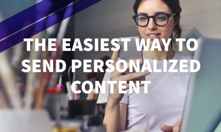 It's Easier Than Ever Before to Send Super-Personalized Content to Your Subscribers Using AWeber