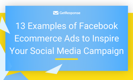 13 Examples of Facebook Ecommerce Ads to Inspire Your Social Media Campaign