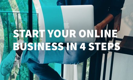 The 4-Step Marketing Plan to Start Your Online Business