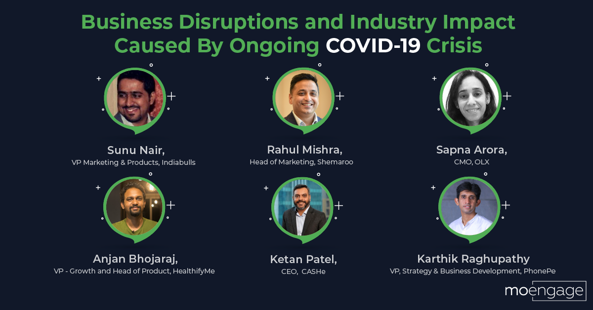 Business Disruption and Industry Impact Of COVID-19