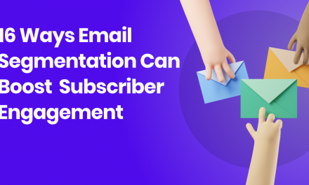 16 Ways to Segment Subscribers