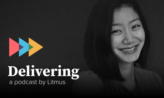Delivering episode 37: The anatomy of a broken email with Magan Le
