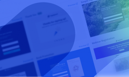 Easy Landing Page Builder with New Features and Functionality