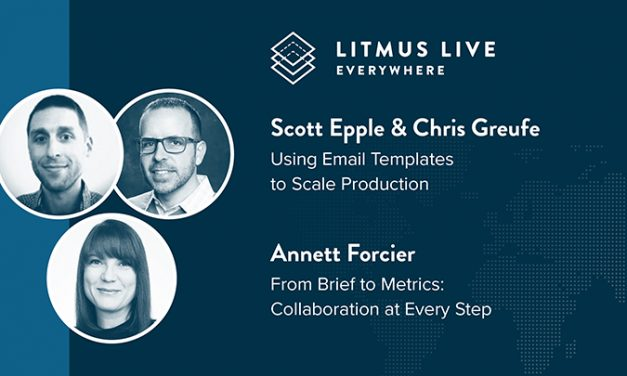 Litmus Live Day Highlights: Making Collaboration Efficient, Reliable, and Scalable