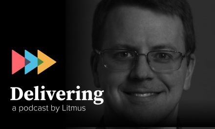 Delivering Episode 28: Seeing Into the Future With Oracle's Chad S. White