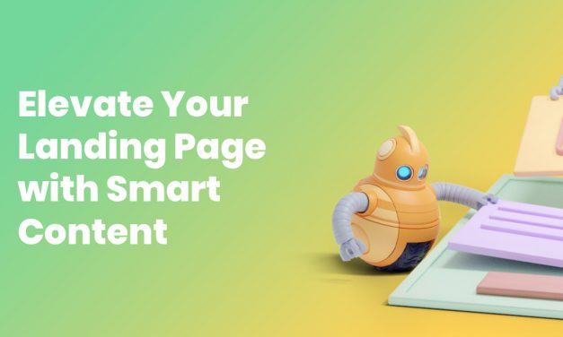 Elevate Your Landing Page with Embedded Interactive Smart Content