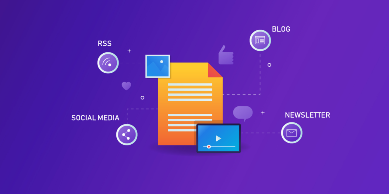 How Content Syndication Affects the Performance of Your Original Content