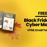 Free Black Friday and Cyber Monday Email Templates