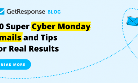 10 Super Cyber Monday Emails and Tips for Real Results