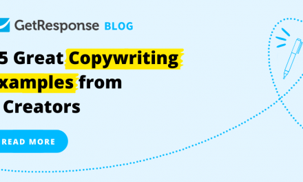 15 Great Copywriting Examples from 8 Creators