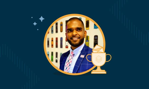 2020 Email First Excellence Award: Interview with Shazad Beharry