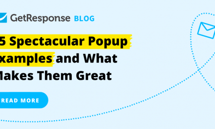 15 Spectacular Popup Examples and What Makes Them Great