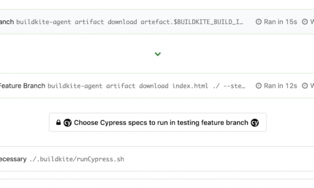 Integrating Cypress Tests With Docker, Buildkite, and CICD #frontend@twiliosendgrid