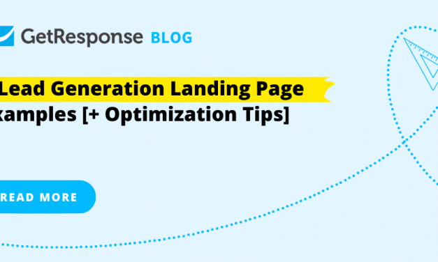 7 Lead Generation Landing Page Examples [+ Optimization Tips]