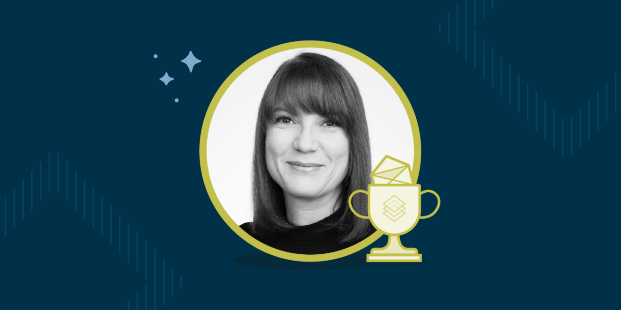 The 2020 Innovator Award: an interview with Annett Forcier