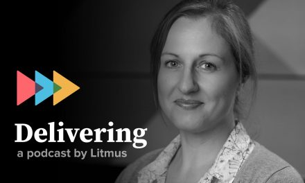 Delivering episode 38: Lily Worth on inspiration in email