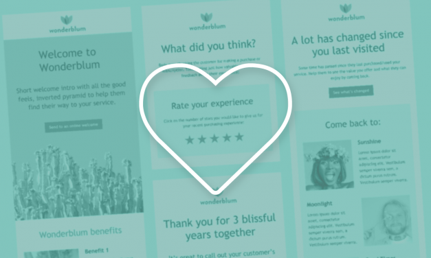 Make the most of your free Subscriber Love email templates
