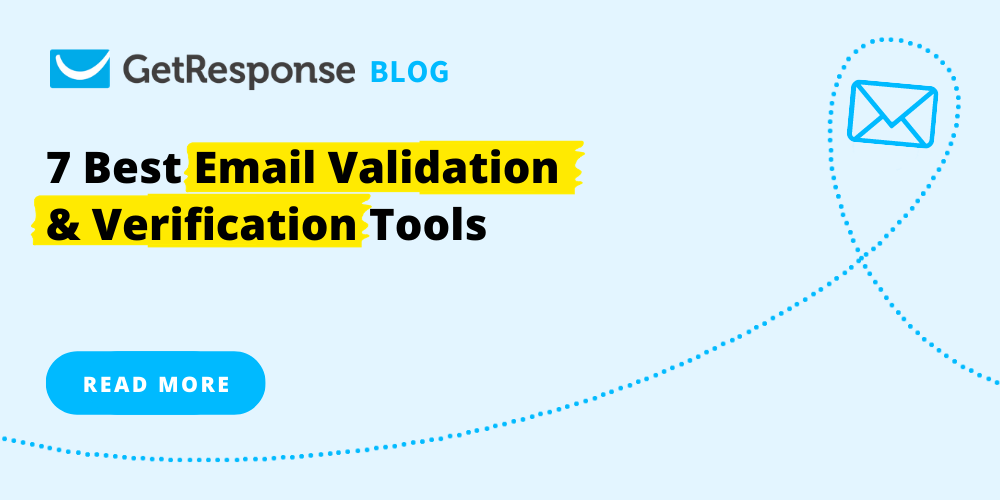 7 Best Email Validation & Verification Tools