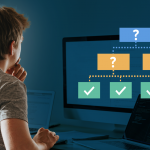 Decision tree: Do I actually need to QA test this email? [Infographic]