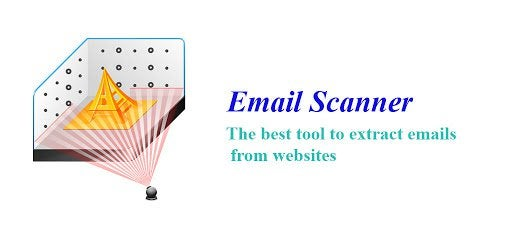 Email Scanner to hunt emails for free : mobilemarketing