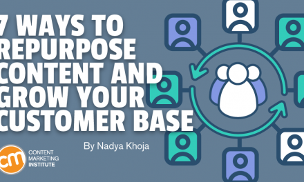 7 Ways to Repurpose Content and Grow Your Customer Base
