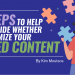 6 Steps to Help You Decide Whether to Optimize Your Failed Content