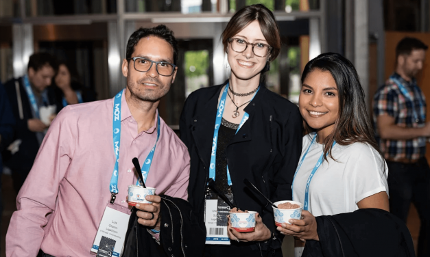 Winning SEO and PPC teams attend SMX