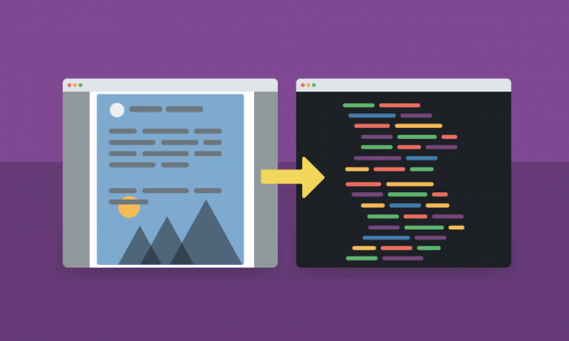 Making HTML emails instead of all-image ones is easier than you think